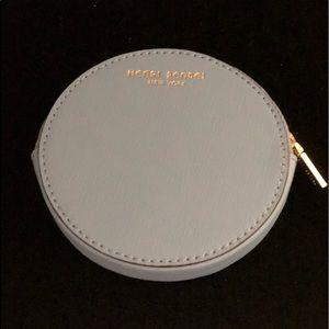 Henri Bendel small Round Knickknack coin case NWOT